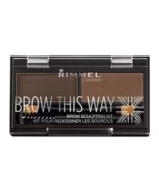 Rimmel Brow This Way Qaş Dəsti 003