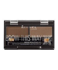 Rimmel Brow This Way Qaş Dəsti 002