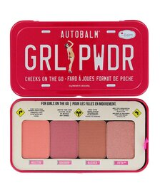 The Balm Autobalm Grl Pwdr - Cheeks On The Go Ənlik Paleti
