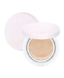 Missha Magic Cushion Cover Lasting SPF50+PA+++ Yaşıl Çay Tərkibli Kuşon 21