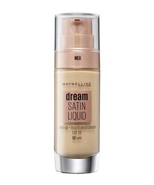Maybelline Dream Satin Üz üçün Tonal Flüid 30
