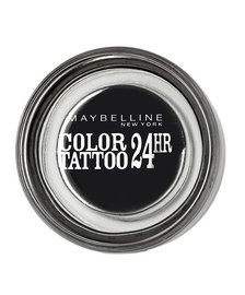 Maybelline Color Tattoo 24 Hour Gel Krem Göz Kölgələri Timeless Black