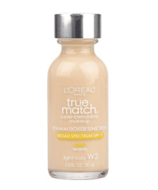 LOreal True Match Tonal Krem Light Ivory