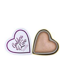 Makeup Revolution Blushing Hearts Aydınlatıcı Goddess of Love