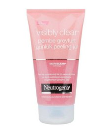 Neutrogena Visibly Clear Pink Grapefruit Üz Skrabı